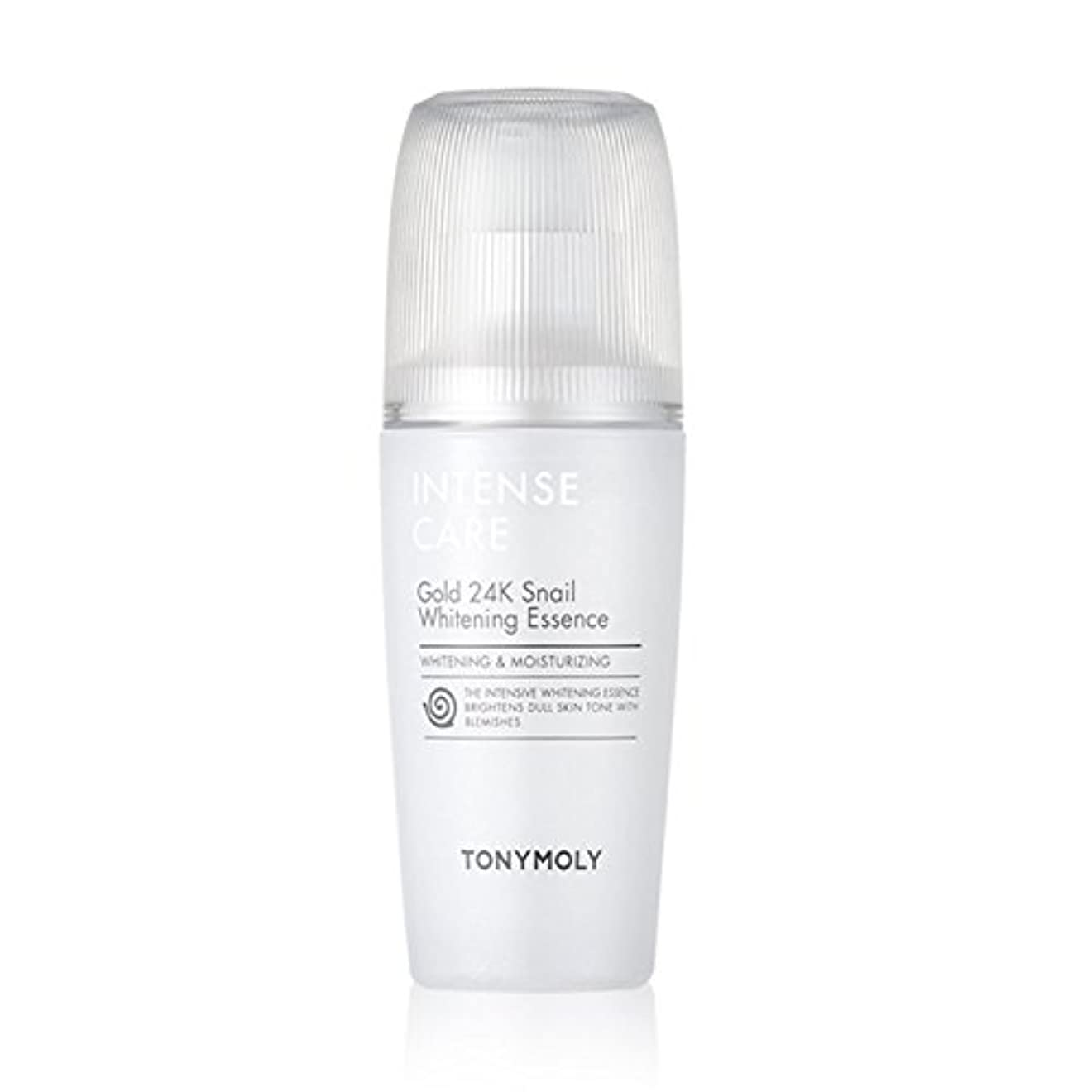 共和党パンサーピストルトニモリー TONYMOLY INTENSE CARE Gold 24K Snail Whitening Essence 35ml