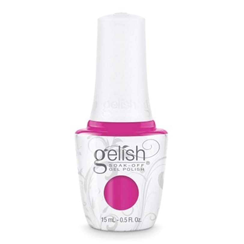 敬の念国内の中傷Harmony Gelish Gel Polish - Pop-arazzi Pose - 0.5oz / 15ml