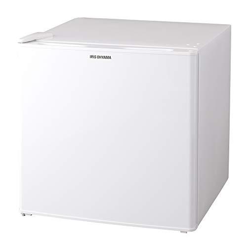 アイリスオーヤマ 冷蔵庫 42L 1ドア ノンフロン 左開き ホワイト AF42L-W