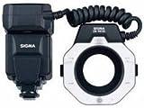 SIGMA マクロフラッシュ ELECTORONIC FLASH MACRO EM-140 DG ソニー用 ADI ガイドナンバー14 922603