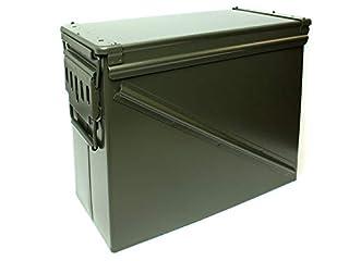 MILITARY-BASE(ミリタリーベース)M548タイプ 40mm アンモボックス 9.2kg [475mm×212mm×367mm]