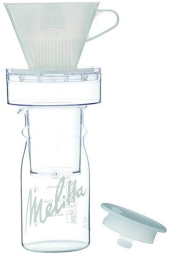 (メリタ) Melitta アイスコーヒーメーカー ホワイト MJ-0501/W