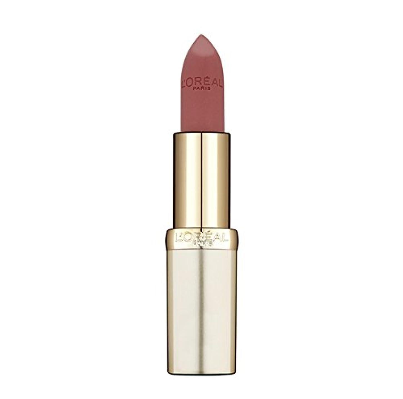 例示する髄居眠りするLoreal Color Riche Lipstick 302 Bois De Rose