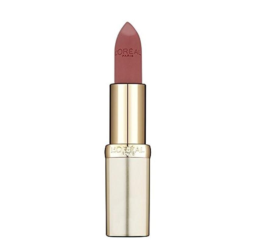 正統派バッグ影響を受けやすいですLoreal Color Riche Lipstick 302 Bois De Rose