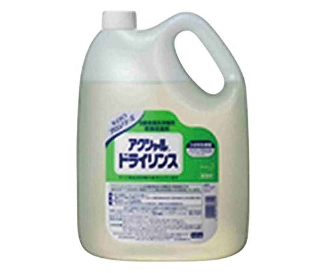 休みドーム麺花王 アクシャルドライリンス 4.5L