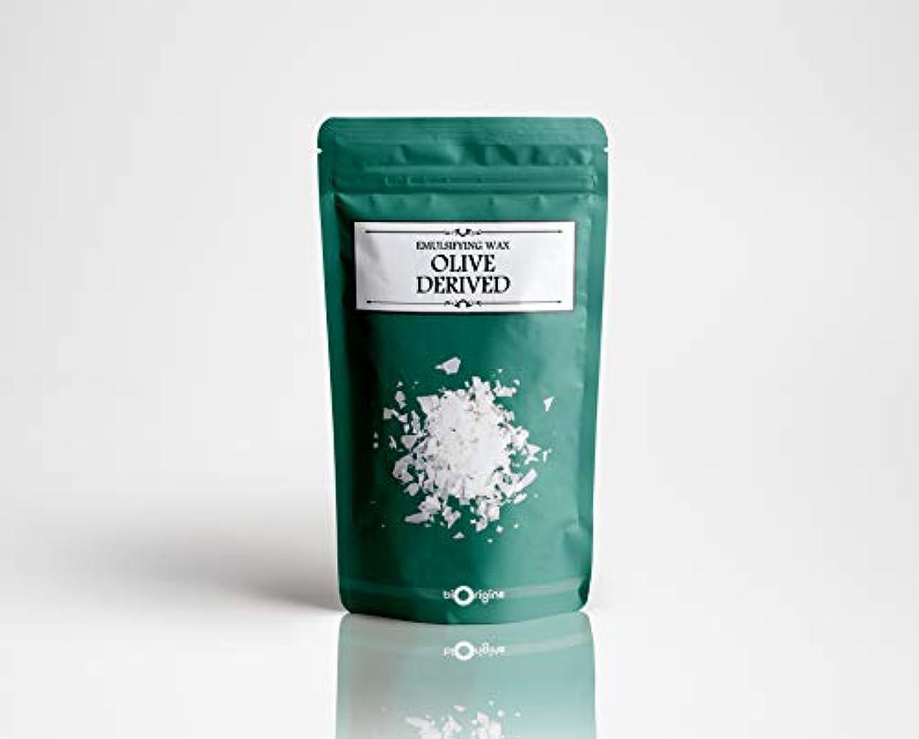 自伝防ぐ覚醒Emulsifying Wax Olive Derived 100g