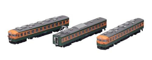 TOMIX Nゲージ 92385 165系急行電車 基本セットB