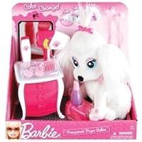 バービー 子犬 Pamper Paws Doggie Salon 131002fnp [並行輸入品]
