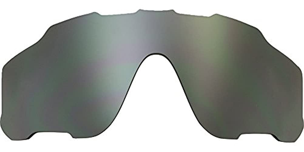 もの牧師体系的にZERO 自社製 スポーツ サングラス 交換レンズ OAKLEY JAWBREAKER ジョウブレイカー MIRRORあり