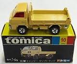 トミカ 黒箱 10 三菱 キャンター ダンプトラック 1/72 日本製
