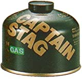 キャプテンスタッグ(CAPTAIN STAG) バーベキュー BBQ用 燃料 ガスカートリッジ レギュラー CS-250M-8251 画像
