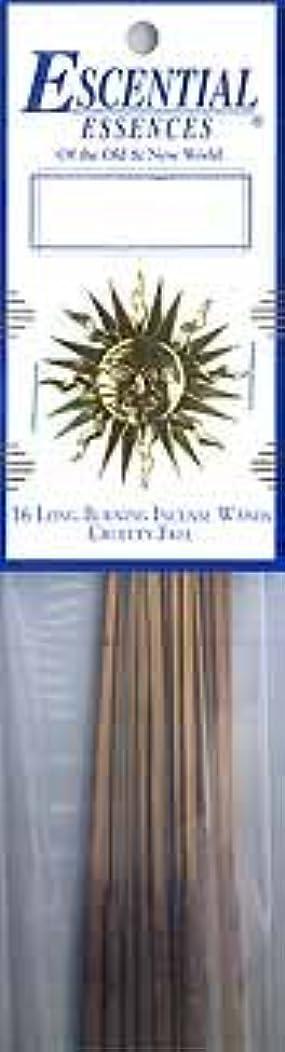 簡単なジェスチャー作家Cassablanca Lily Escential Essences Incense Sticks