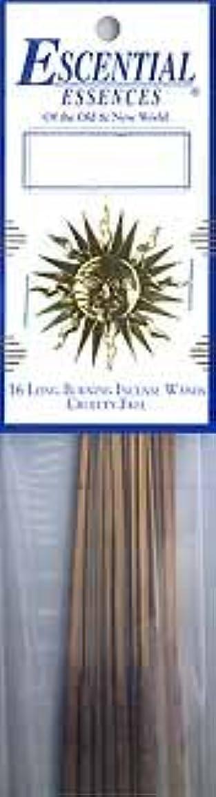 集計クロールお酢Cassablanca Lily Escential Essences Incense Sticks