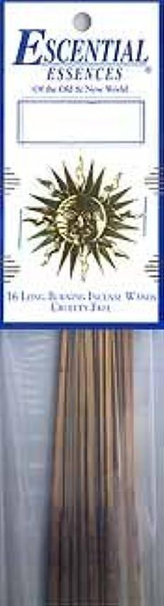 ハブブファブリック合金Cassablanca Lily Escential Essences Incense Sticks