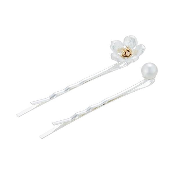 [ミルブラン] Milleblanc 花モチーフ...の商品画像