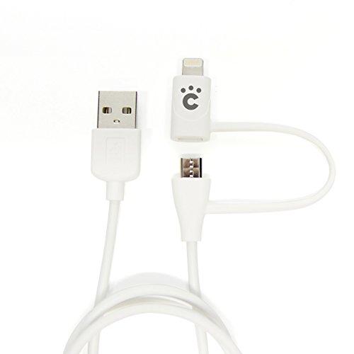 Lightningアダプターが付属した「cheero 2in1 USB Cable」が51%オフだったので買ってみた!その理由も書いた!