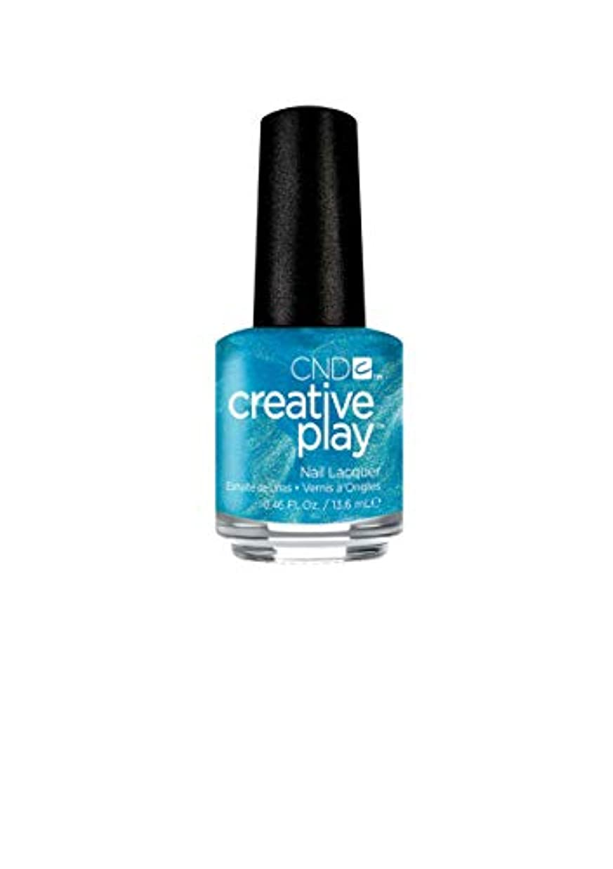 オン暖かく噴火CND Creative Play Lacquer - Ship-Notized - 0.46oz / 13.6ml
