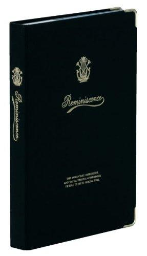 セキセイ SEKISEI アルバム ポケット ハーパーハウス レミニッセンス カケルアルバム Lサイズ 246枚収容 L 201~300枚 布 ブラック XP-246M