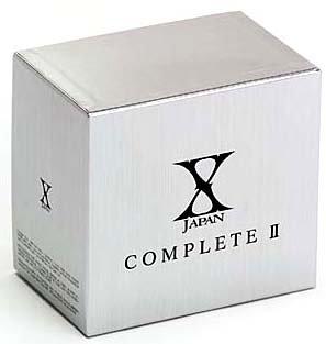 X JAPAN COMPLETE IIの詳細を見る