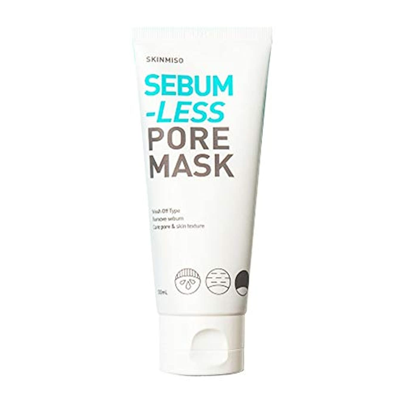 [SKINMISO/スキンミソ] Sebumless Pore Mask/シーバムレスポアーマスク Skingarden/スキンガーデン