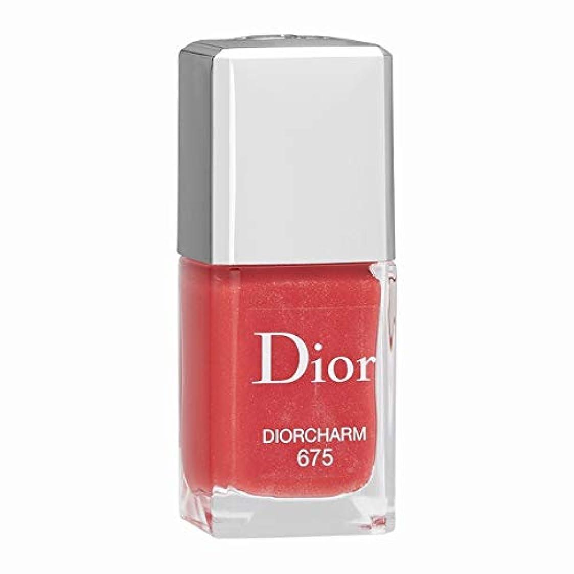 怠感逸脱関連付けるディオール(Dior) ディオール ヴェルニ #675(ディオールチャーム) [並行輸入品]