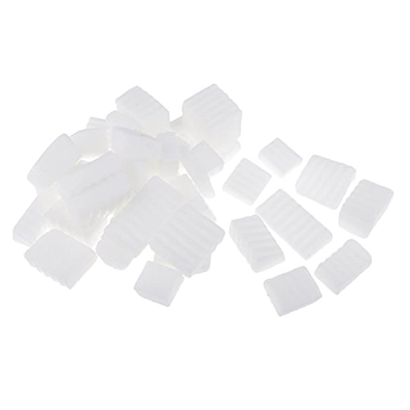 Perfk 石鹸ベース DIY 手作り 石鹸 原料 1 KG 白い 手作り バス用品