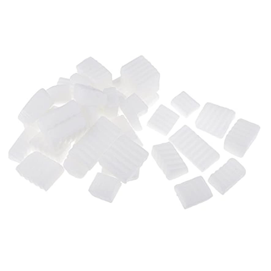 熱狂的な面添加Perfk 石鹸ベース DIY 手作り 石鹸 原料 1 KG 白い 手作り バス用品