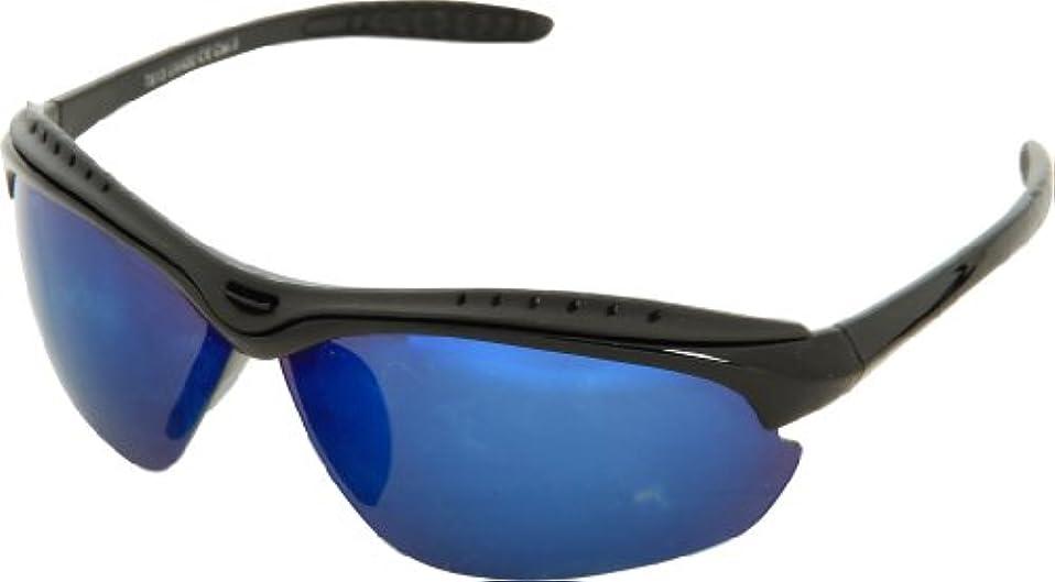 教義ペネロペ海賊不二貿易 スポーツグラス ブルー (UV400) サングラス 9843