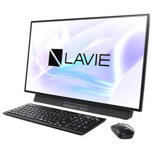 NECパーソナル PC-DA500MAB LAVIE Desk All-in-one - DA500/MAB ファインブラック
