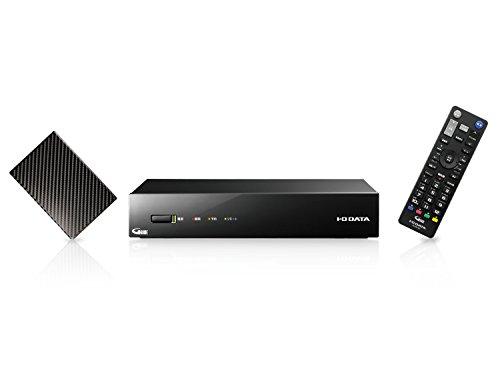 I-O DATA HDDレコーダー 2TB/トリプルチューナー/スマホ視聴/Fireタブレット対応/...