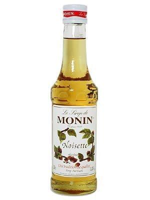MONIN(モナン) ヘーゼルナッツシロップ 250ml