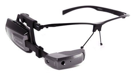 VUZIX スマートグラス M100 Smart Glasses グレー
