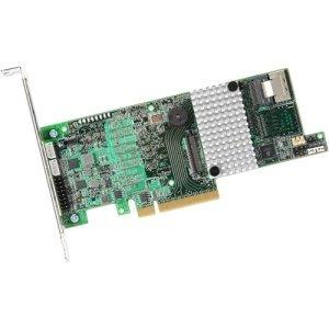 LSI LOGIC MegaRAID SAS 9271-4i Storage Controller LSI00328 [並行輸入品]