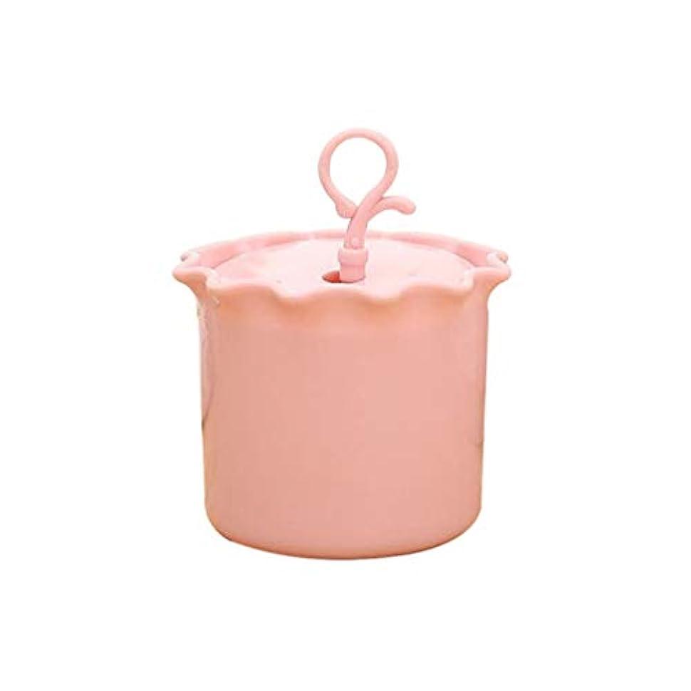 ポゴスティックジャンプへこみインテリアLurrose ホームホテル旅行1pcのための洗顔の洗剤の泡のコップのための泡メーカー