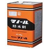 マノール防水剤 18kg マノール 【商品CD】YU0001