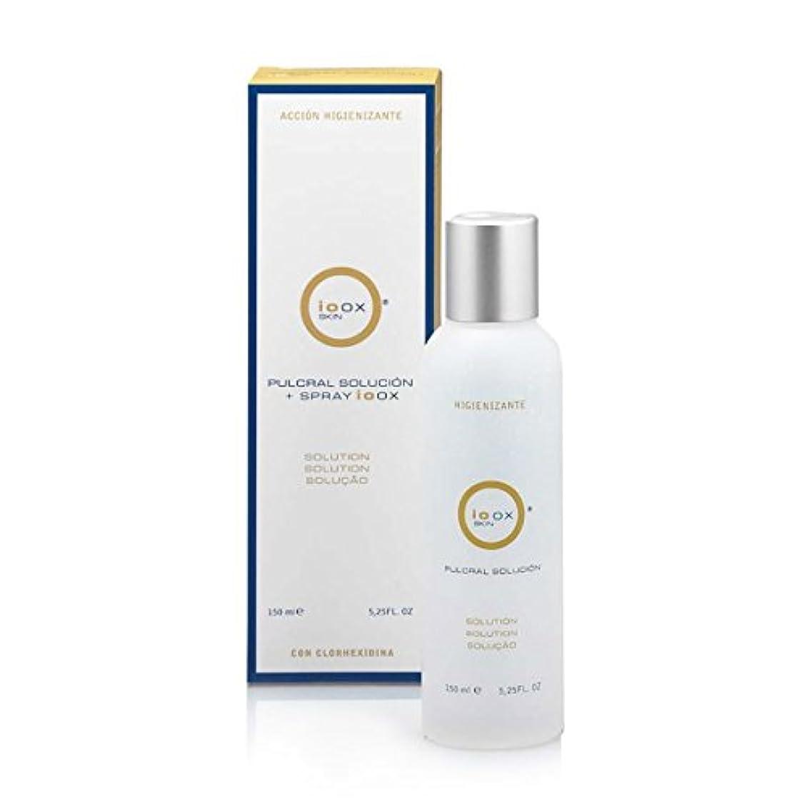 駐地ベアリング流暢Ioox Pulcral Face Cleaning Solution 150ml [並行輸入品]