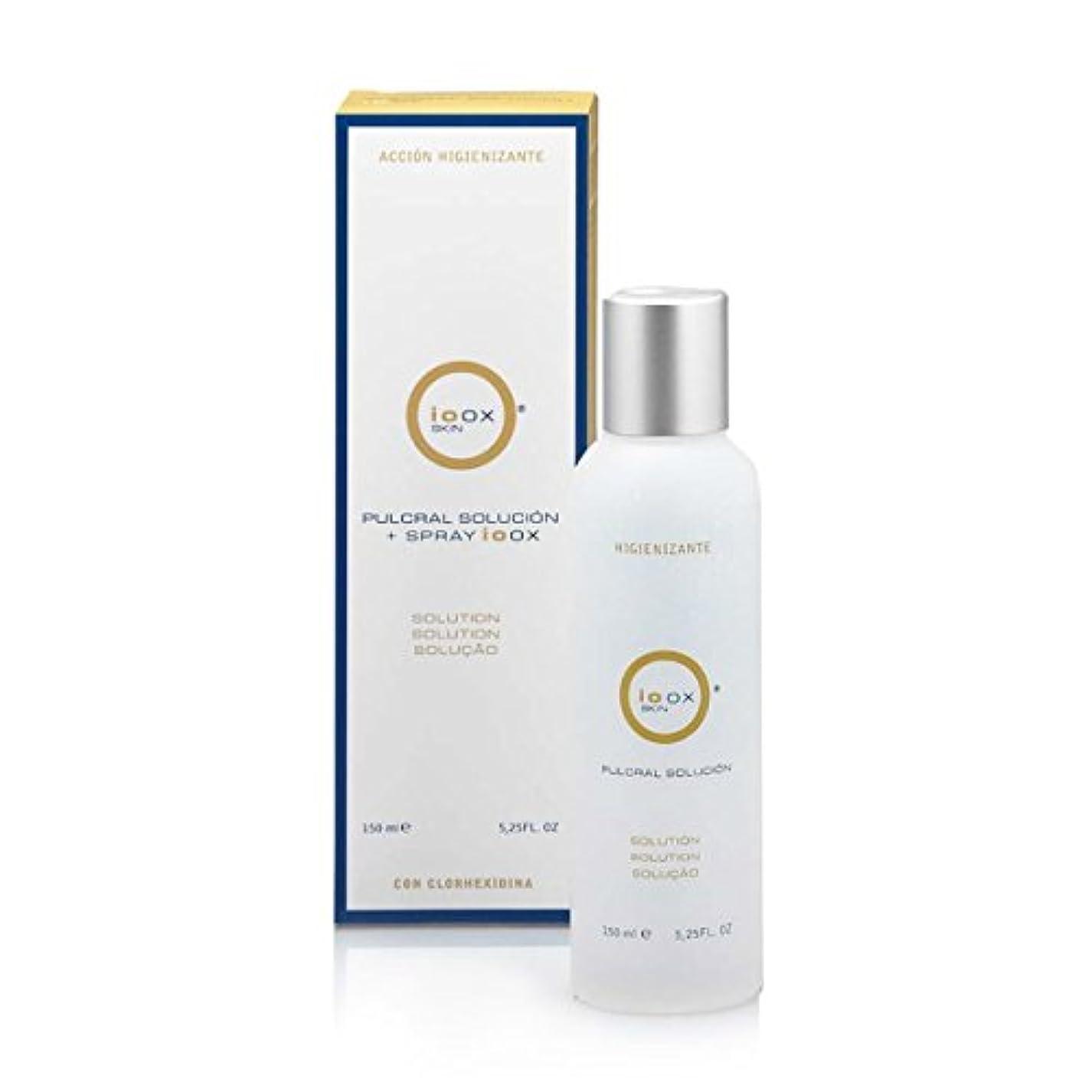 徐々に抗生物質鉛Ioox Pulcral Face Cleaning Solution 150ml [並行輸入品]