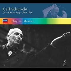シューリヒト指揮 Decca Recordings 1949-1956(5枚組)のAmazonの商品頁を開く