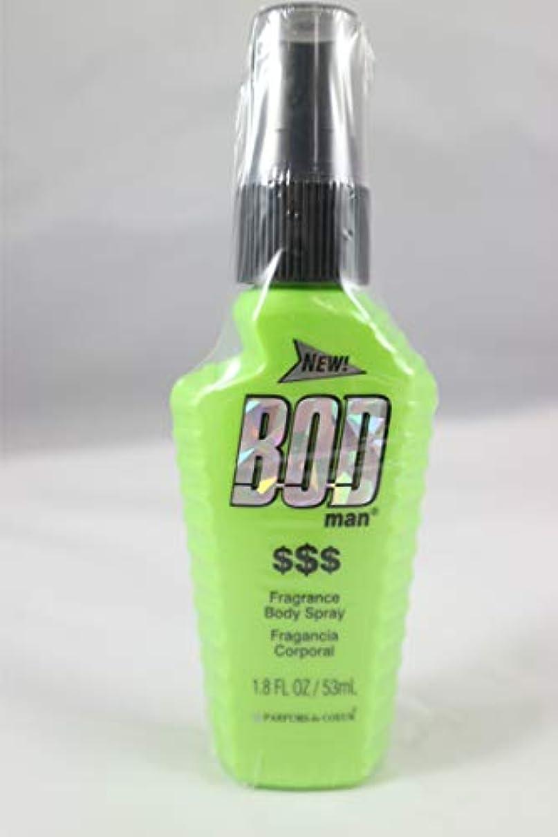 ステレオタイプアナロジー今後ボッドマン - フレグランス ボディ スプレー money 53ml BOD MAN