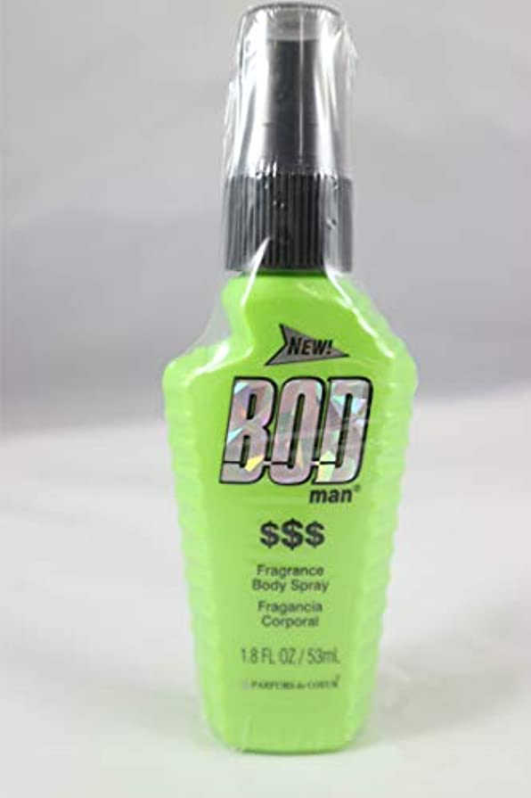 クラッチのホスト洗練されたボッドマン - フレグランス ボディ スプレー money 53ml BOD MAN