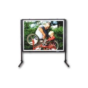 キクチ科学研究所 マリブスナップパネル型スクリーン幕面マリブ120型NTSCサイズ MSN-120