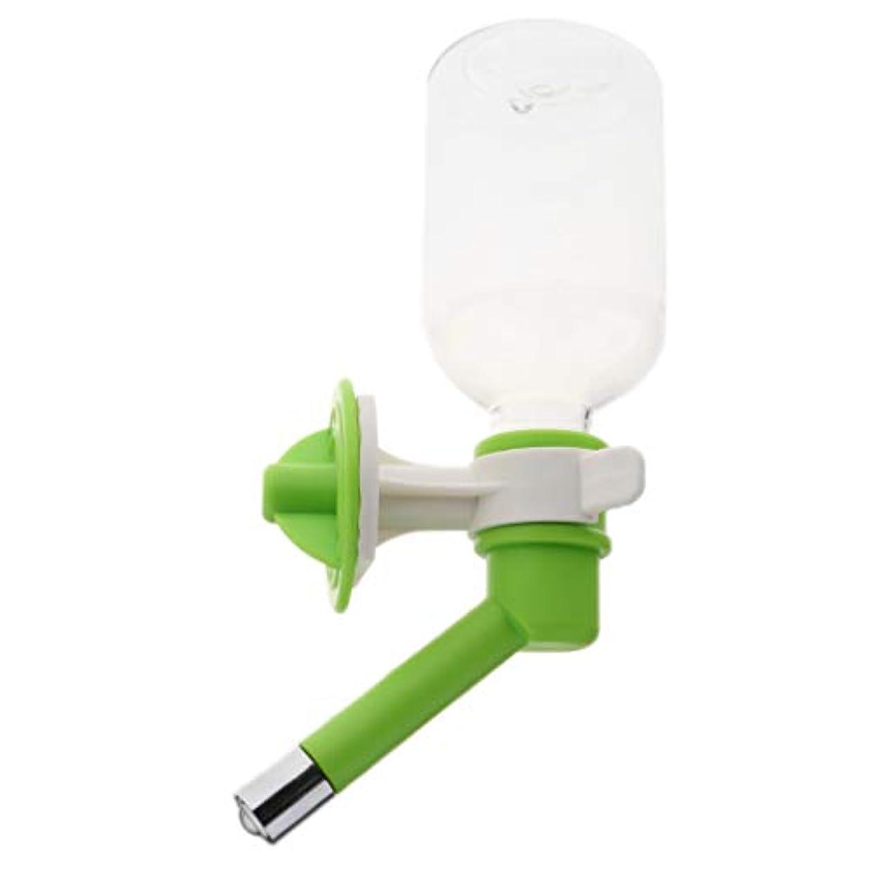 間高速道路なめらかなP Prettyia ペット用自動給水器 水飲み ウォーター ハンギングボトル ウォーターディスペンサー 耐久性全2サイズ - M