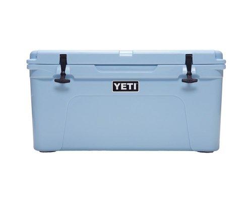 イエティ Yeti イエティ Tundra タンドラ Cooler クーラー BOX バーベキュー キャンプに最適 日本未発売 Ice Blue 65QT 61.5L