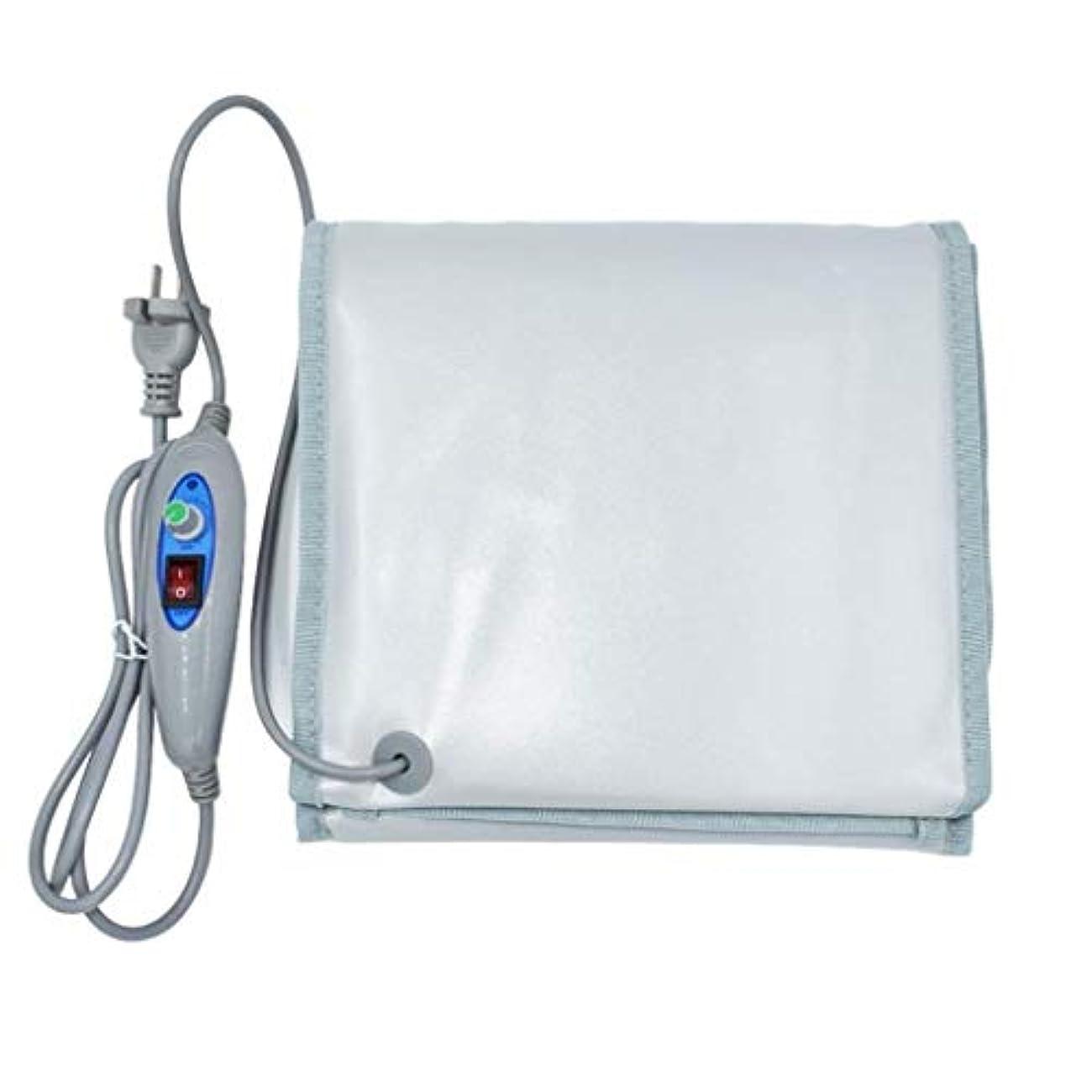 吸収スーツケース櫛ウエストマッサージャー、Slim身ベルト、振動マッサージ機能、加熱Slim身ベルト、細い太もも、余分な脂肪の削減、ウエストSlim身ベルト電気加熱