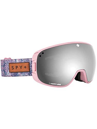 SPY Optic Bravo スノーゴーグル 中型スキー スノーボード スノーモービル用ゴーグル 特許取得済みのハッピーレンズテック