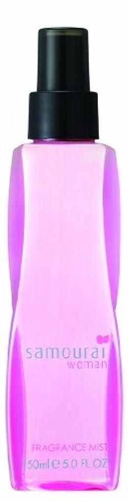 数重量バラ色アランドロン サムライウーマン フレグランスミスト 150mL