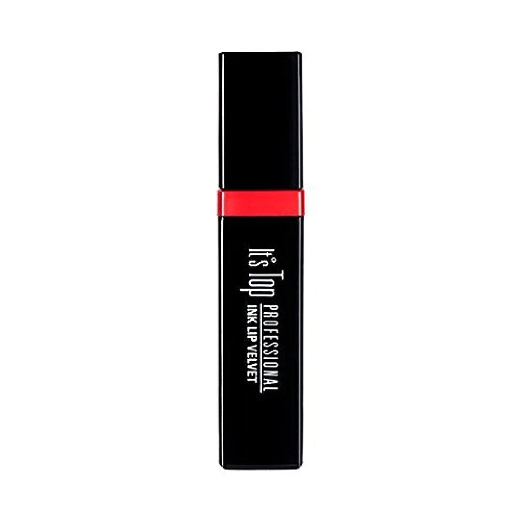 利得衝突する大人It's Skin it's top professional ink lip velvet イッツスキンイッツトッププロフェッショナル インクリップベルベット (02 Cherry meringue) [並行輸入品]