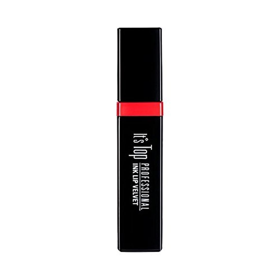 依存する電報傑作It's Skin it's top professional ink lip velvet イッツスキンイッツトッププロフェッショナル インクリップベルベット (02 Cherry meringue) [並行輸入品]