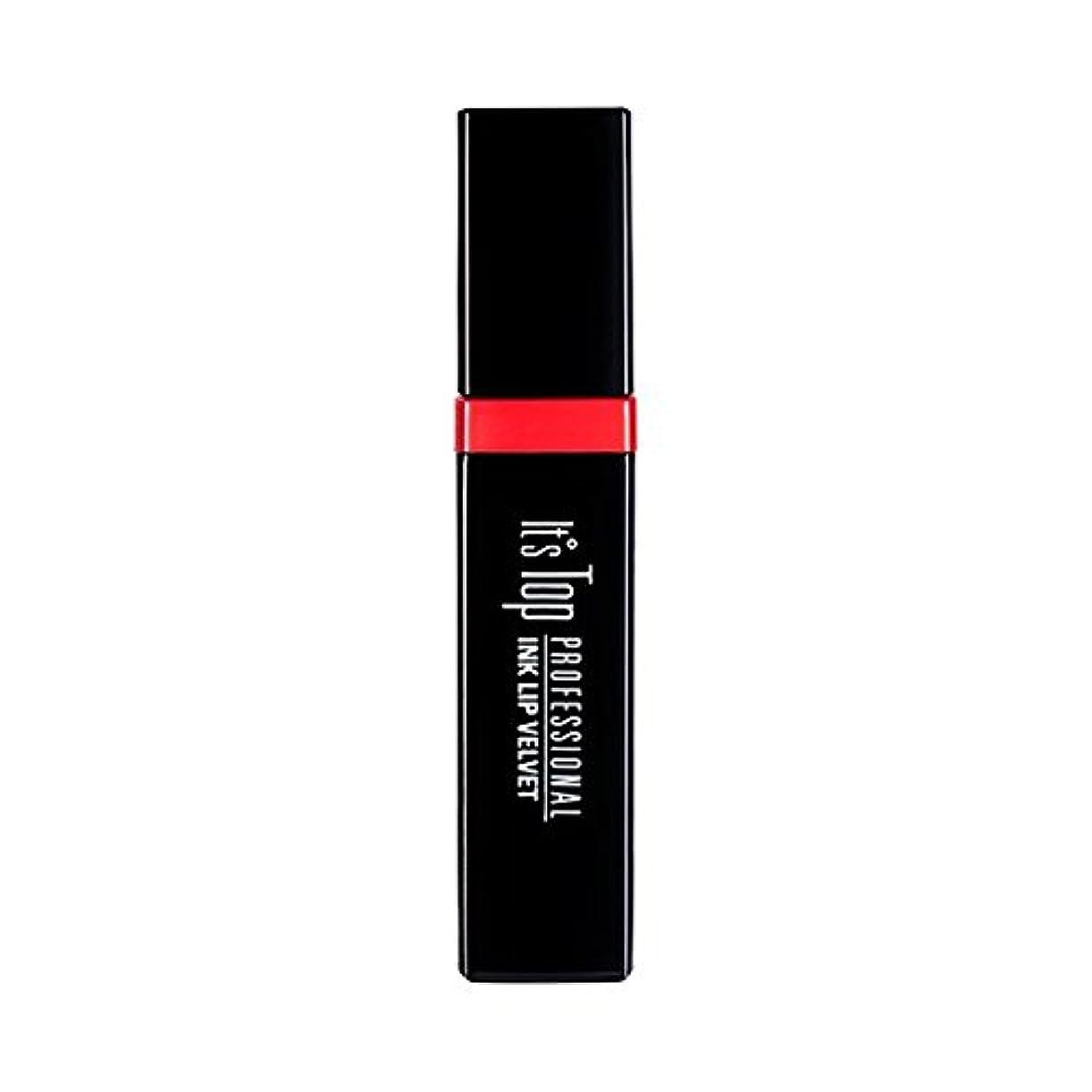 手荷物軍団有害It's Skin it's top professional ink lip velvet イッツスキンイッツトッププロフェッショナル インクリップベルベット (02 Cherry meringue) [並行輸入品]