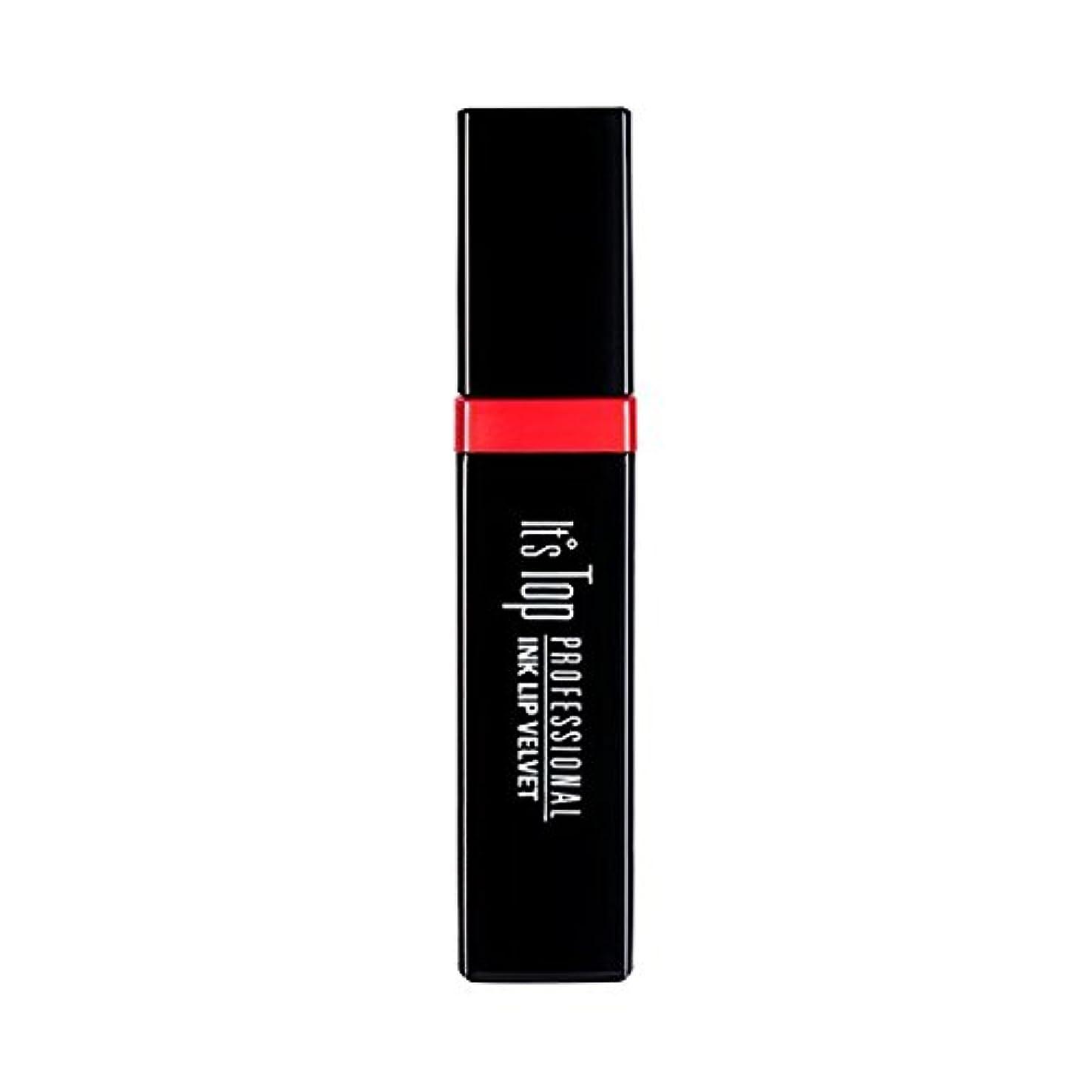 恩赦強調流体It's Skin it's top professional ink lip velvet イッツスキンイッツトッププロフェッショナル インクリップベルベット (02 Cherry meringue) [並行輸入品]